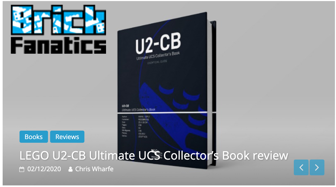 review u2-cb