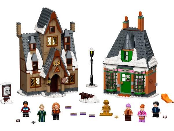 76388 Harry Potter™: Visita a la Aldea de Hogsmeade™
