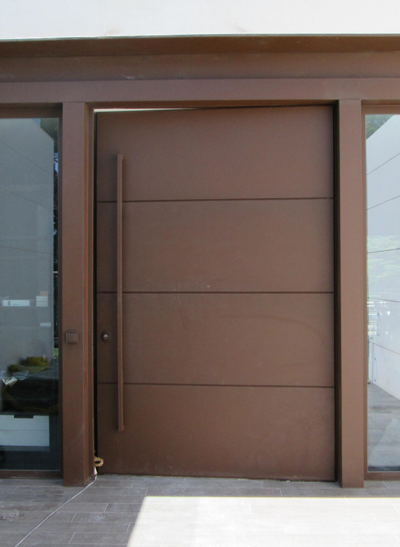 Img - Puertas de seguridad para casas ...