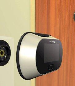 Vídeo fácil instalación de mirillas electrónicas sin cables.