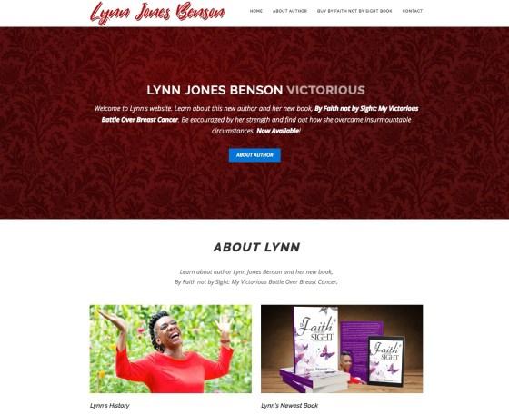 Lynn Benson's website