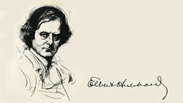 Kipling and Elbert Hubbard
