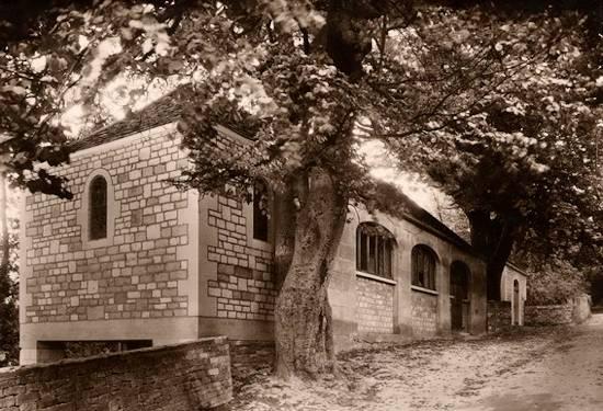 The Little Chapel in 1950