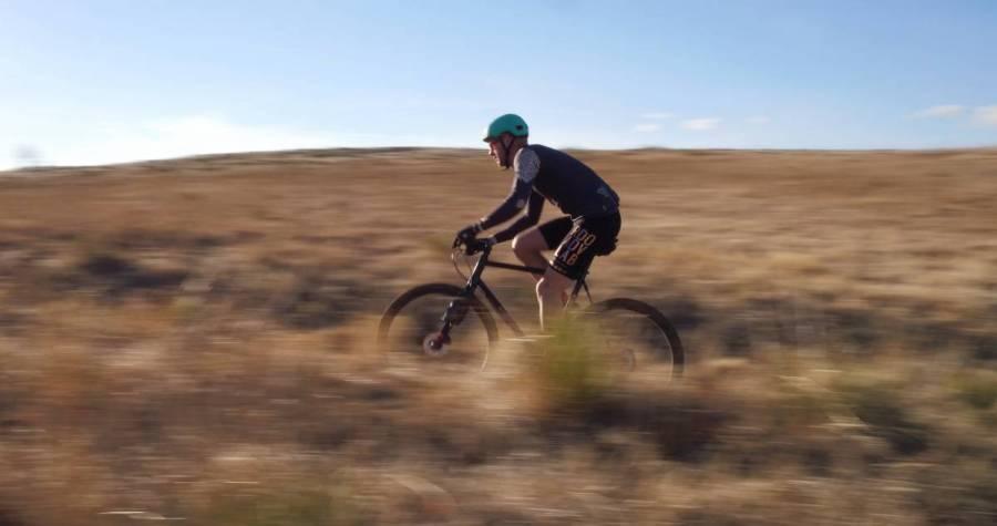 Flaanimal on mountain bike trails