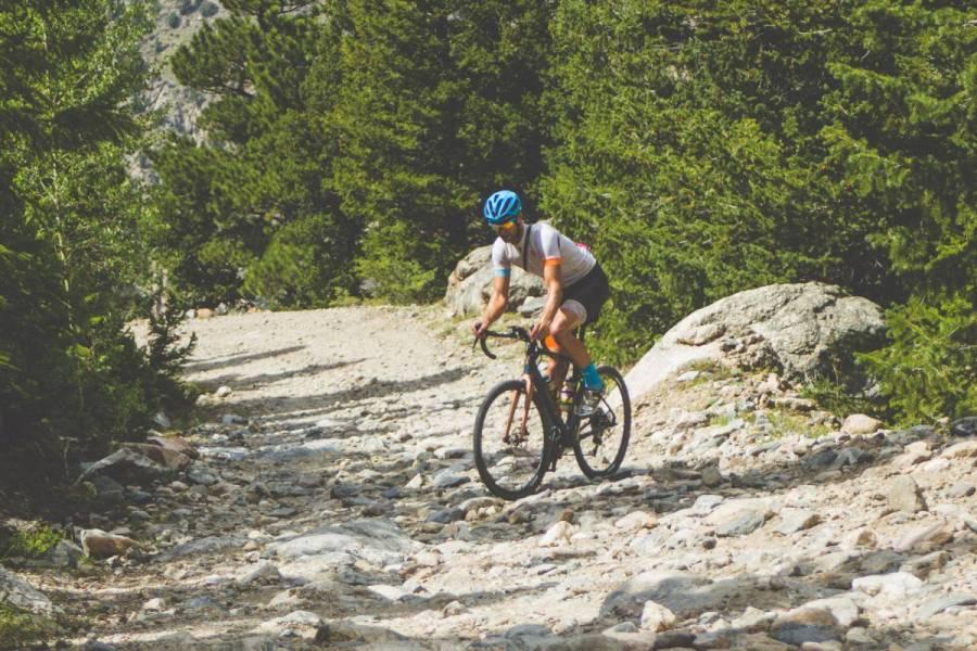 Saxon Mountain Road, Georgetown, CO. The World's Worst Climb™