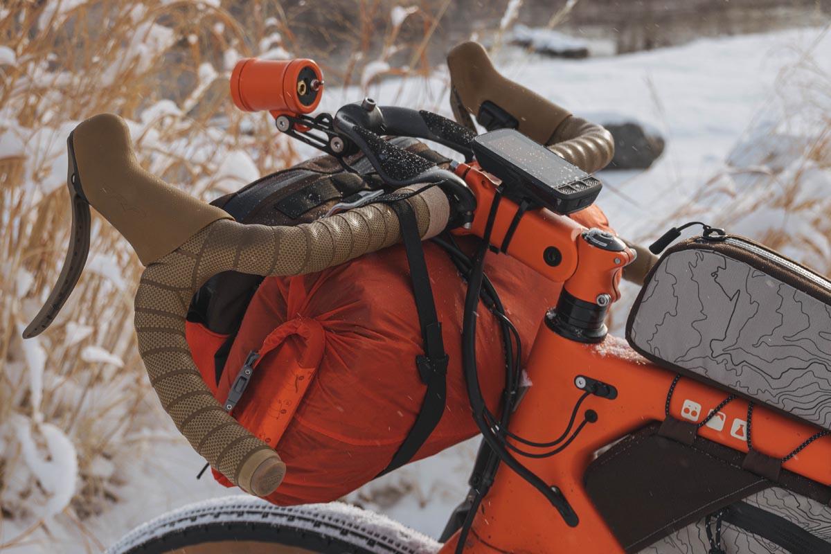 Atlas Mountain Race Traildonkey 3.0 bikepacking setup Ride Farr Aero Grip