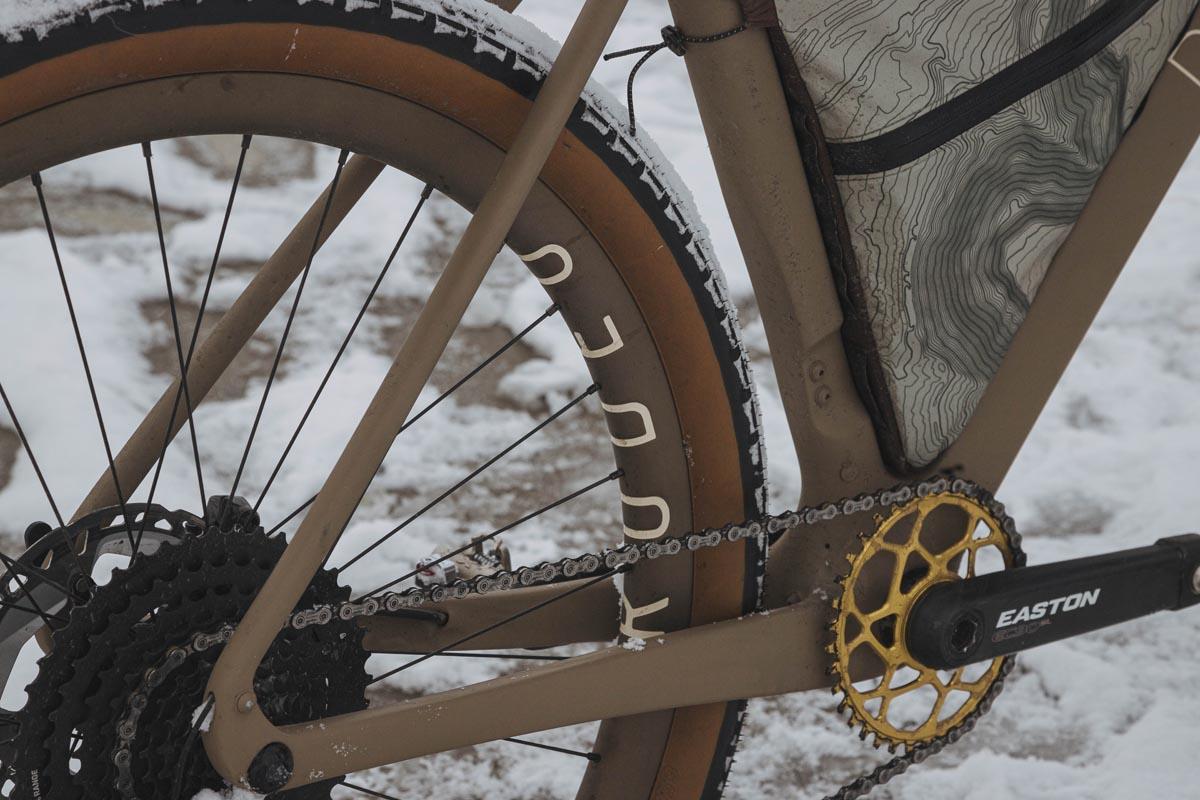 Atlas Mountain Race Traildonkey 3.0 bikepacking setup