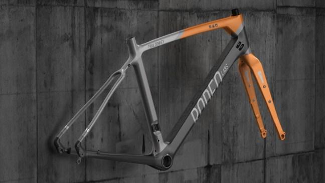 Grey / Orange 2.1