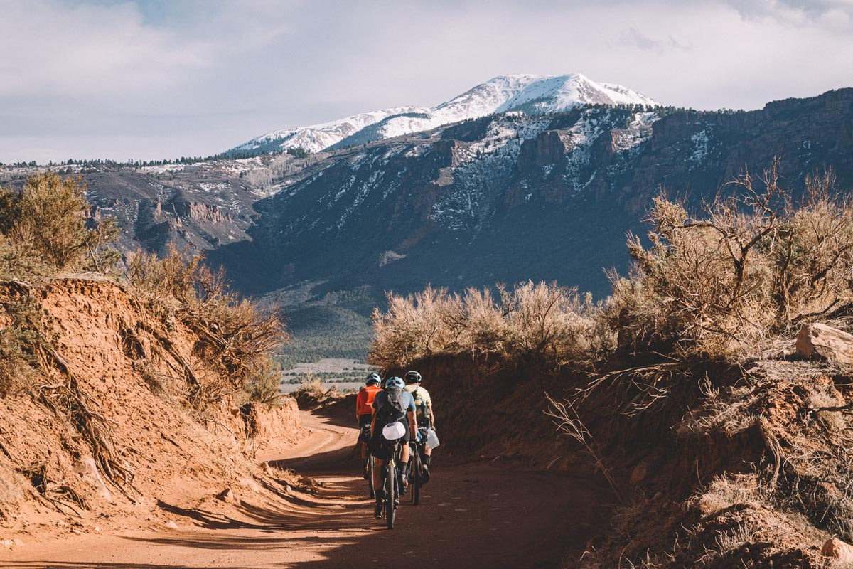 Kokopelli Trail Bikepacking