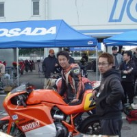 BUELL RACERで筑波に挑戦