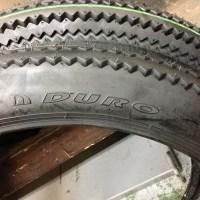 DUROクラシック タイヤ始めました。