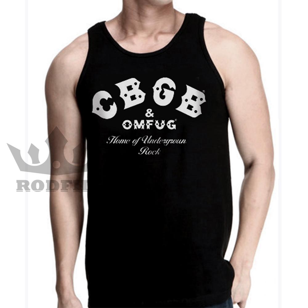 Regata CBGB – RODFID Camisetas 5cd8be9bea8