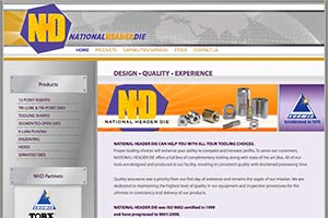 National Header Die