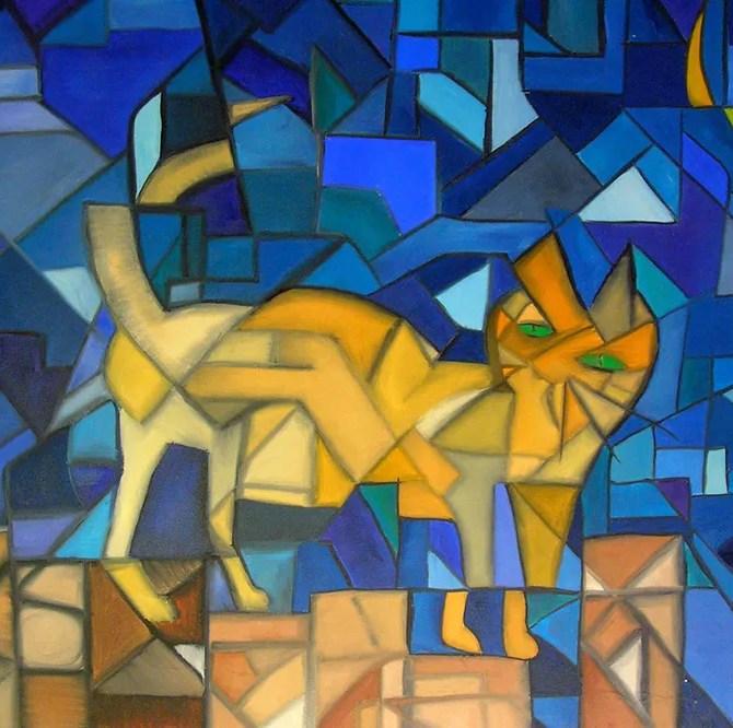 cubist-cat