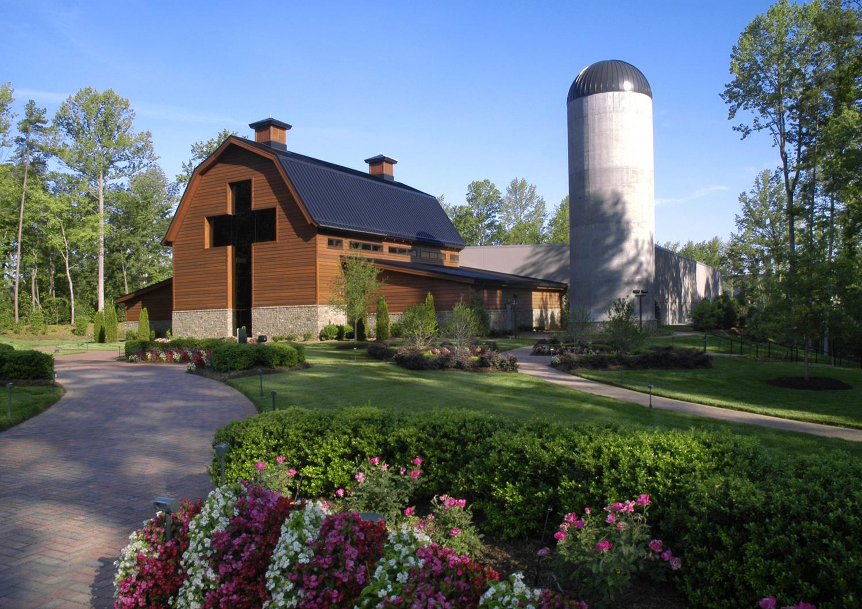 Billy Graham Evangelistic Association Rodgers Builders