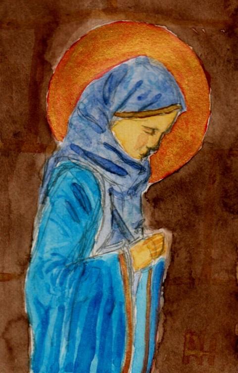 sufi madonna