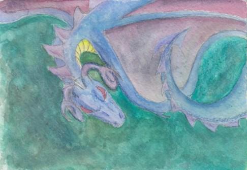 blue dragon 001