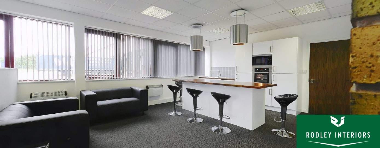 Case Study Of A Modern Office Interior Design
