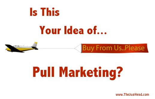 Using Social Media As A Pull Marketing Strategy