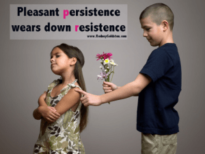 persistence key to success