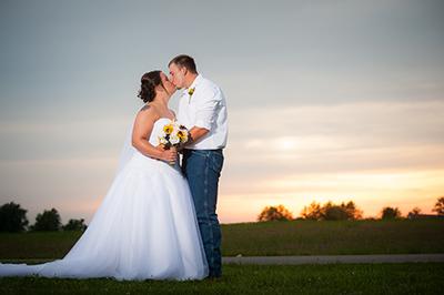Shelby & Jacob Percifield Wedding, Johnson County, Indiana