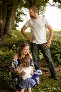 maternity session, Rodney Smith Photography, summer, shade, family, in love, Pyatte, westernnc