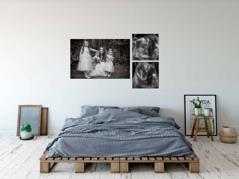 black and white wall art, collection