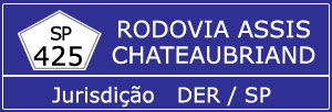 Rodovia Assis Chateaubriand SP 425