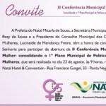 CONVITE_CONFERENCIA_DA_MULHER_SEMUL