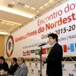 ROBINSON_FARIA_ABRE_ENCONTRO_DE_GOVERNADORES_DO_NORDESTE