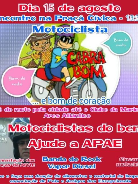1A_MOTOCICLISTA_PROMOVEM_ENCONTRO_BENEFICENTE_PARA_APAE