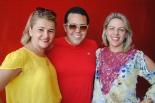 F3 Kalina Veloso, Mateus Rocha e Suzy Noronha.
