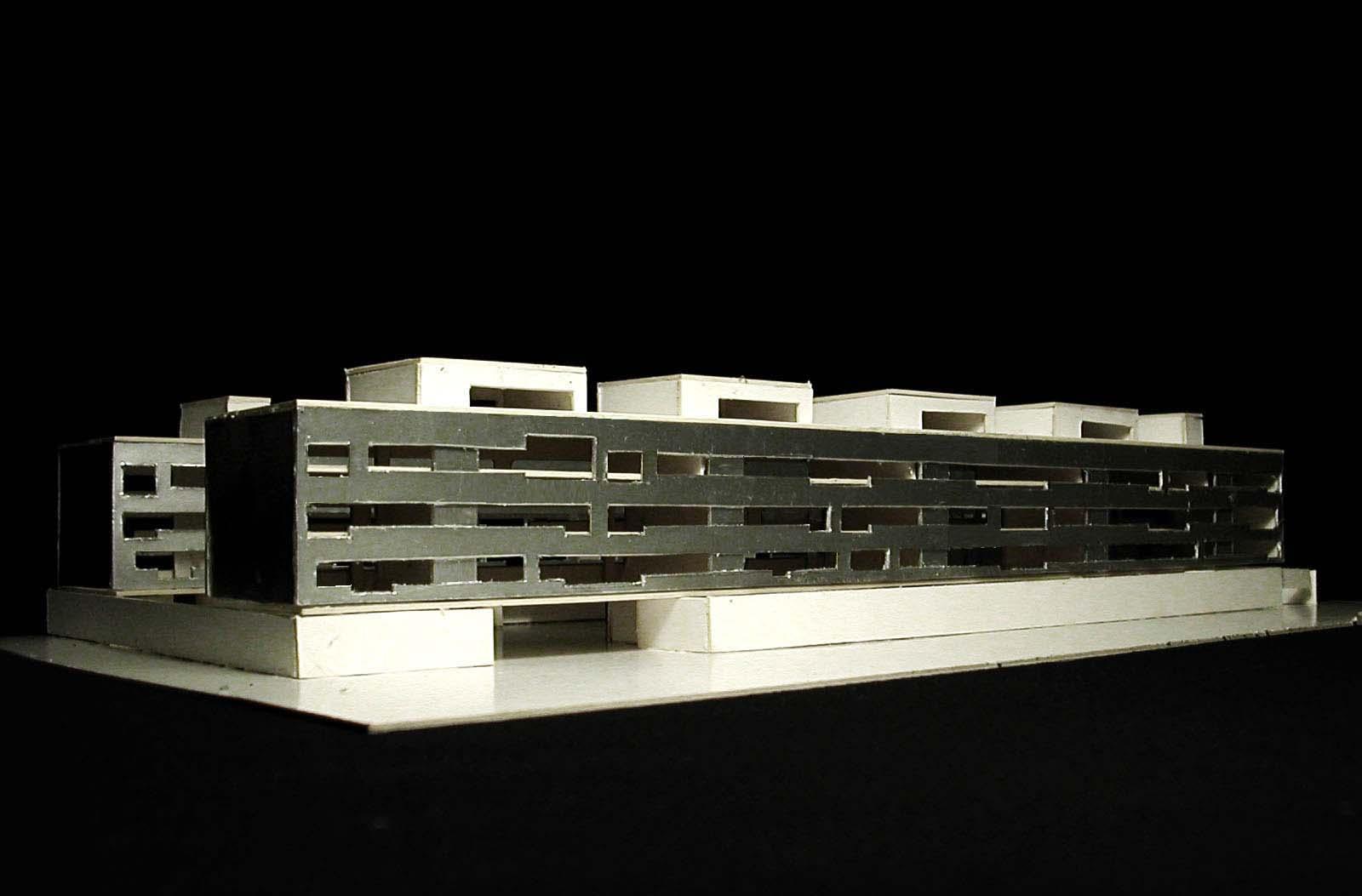 CARABANCHEL MC BUILDING. 71 DWELLINGS | Madrid