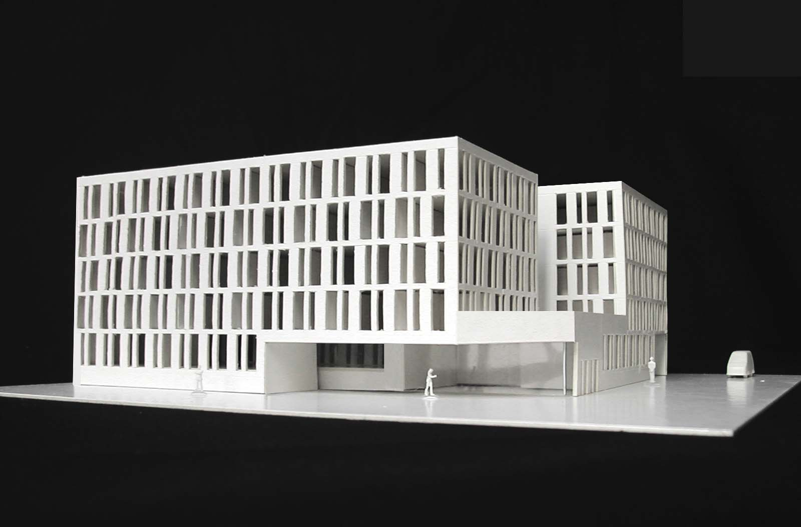 VALLECAS 35 BUILDING. 51 DWELLINGS  | Madrid
