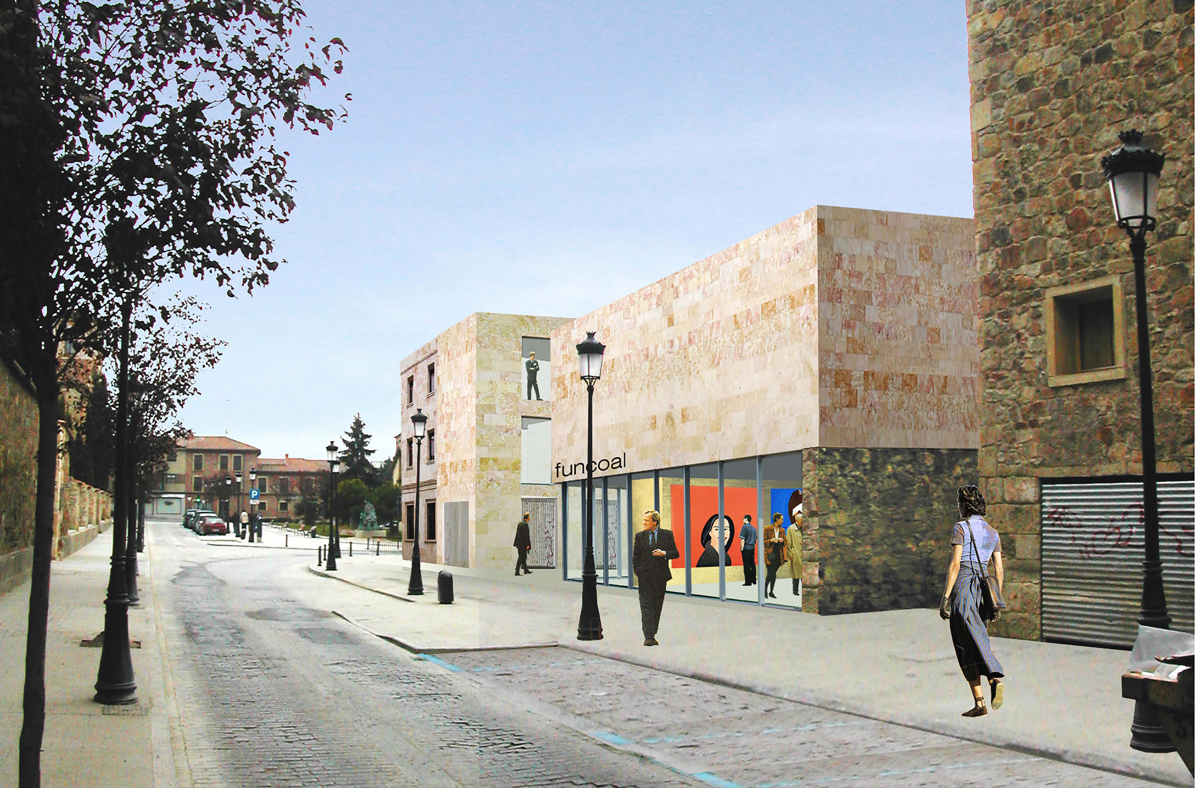 COAL FOUNDATION HEADQUARTERS | Salamanca