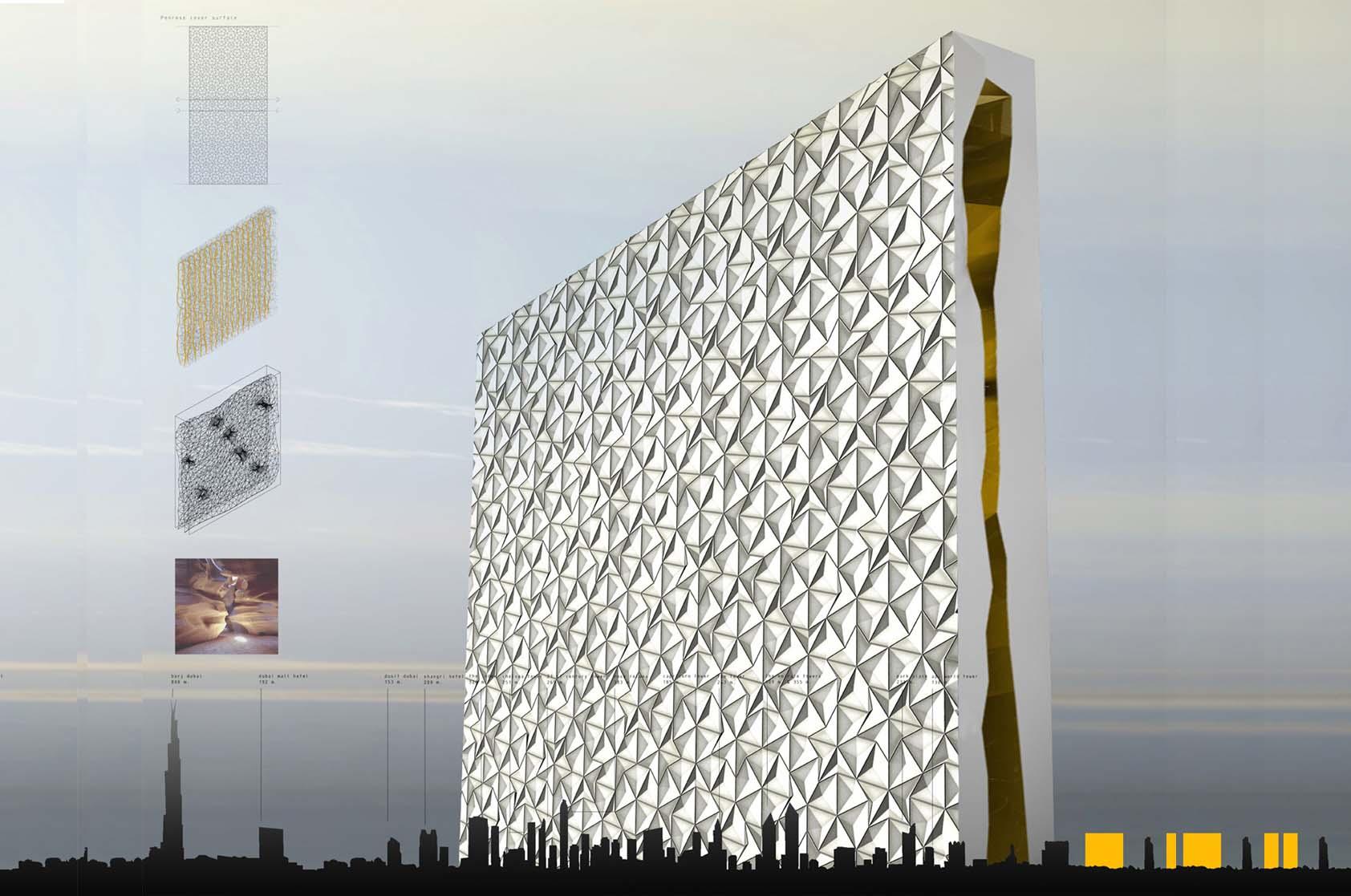 ESTRUCTURA VERTICAL | Dubai