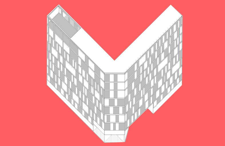VALLECAS 19 BUILDING. 55 DWELLINGS | Madrid