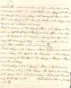 Carta D. Pedro Torres