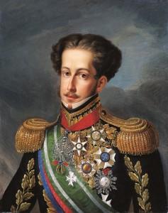D. Pedro I, Imperador do Brasil