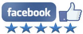 five start review in facebook