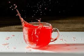 Remove red kool aid stain