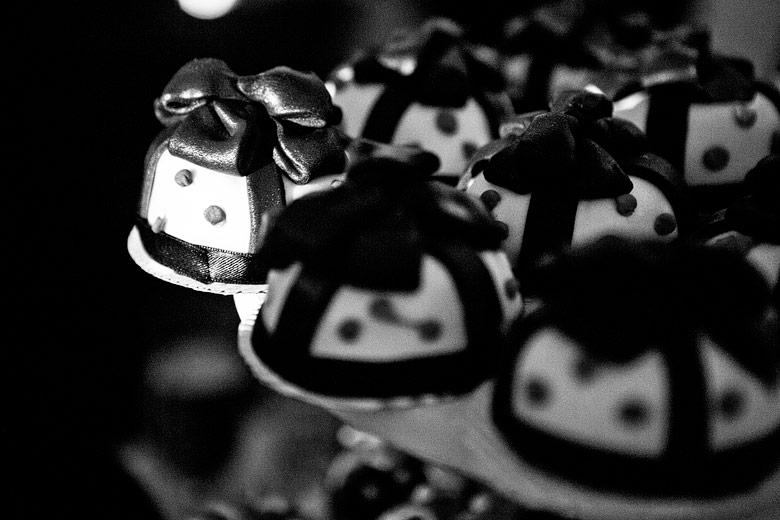 Las tortas (cupcakes) de bodas