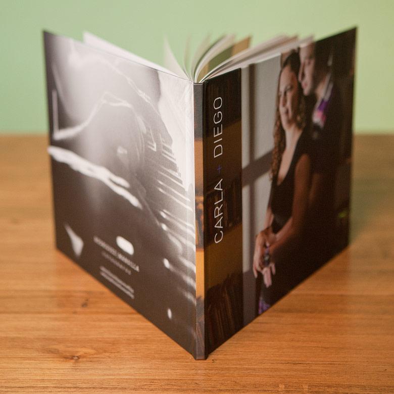 Fotolibro fotoperiodismo de boda