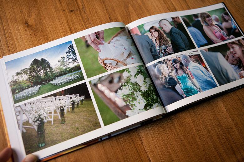 Fotolibro de casamiento