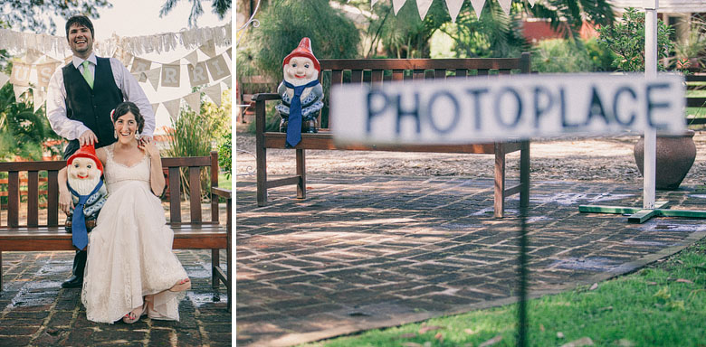 Ambientacion photobooth casamiento