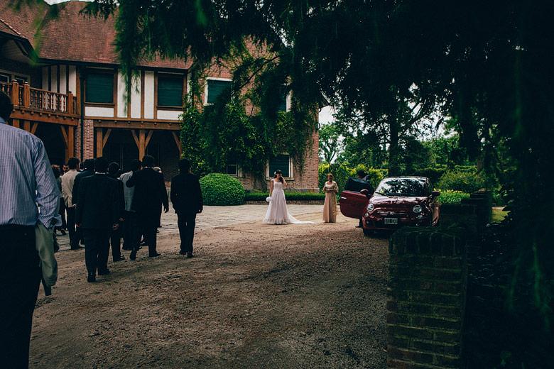Casamiento en Estancia Santa Elena, Jauregui