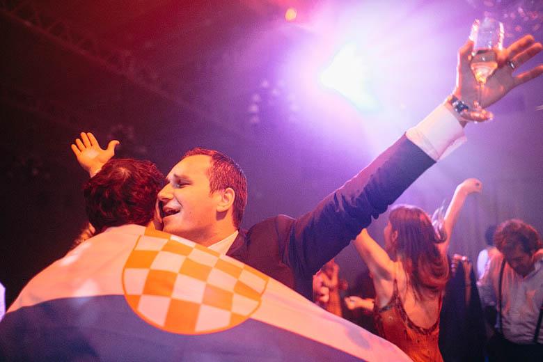 Casamiento croata en Buenos Aires
