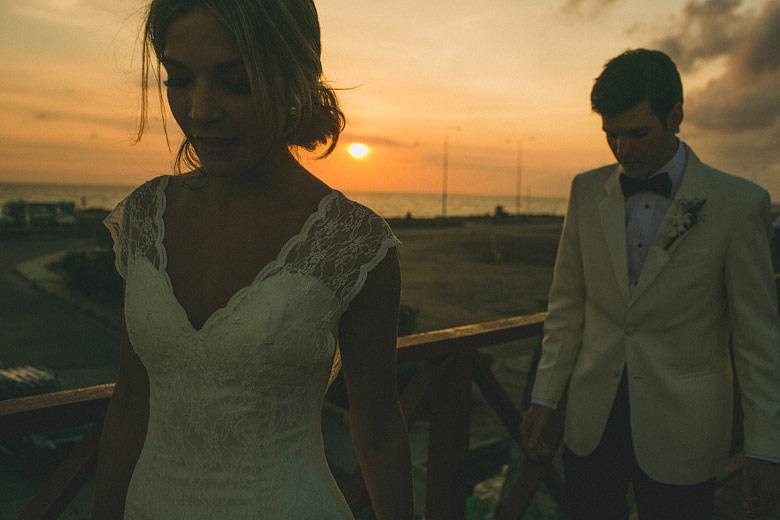 Fotografo de bodas de destino en Cartagena, Colombia