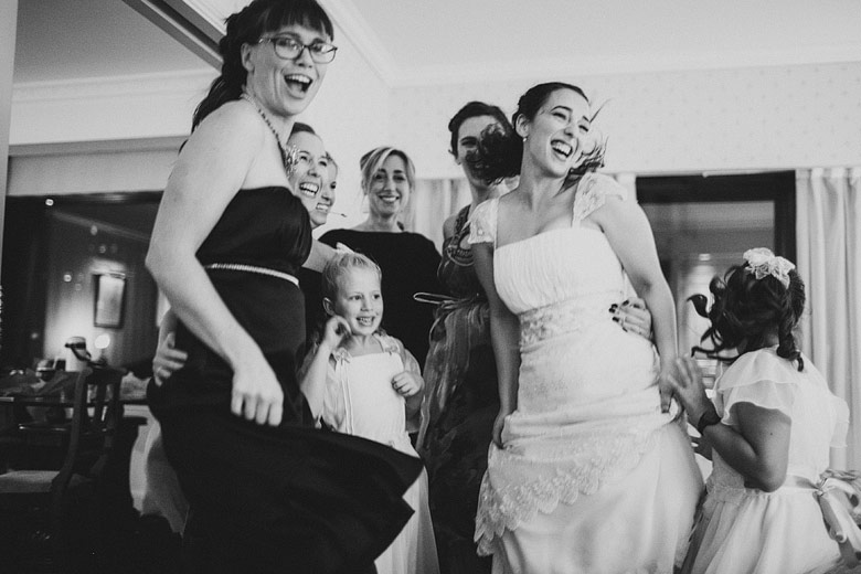Wedding candid photography in Argentina