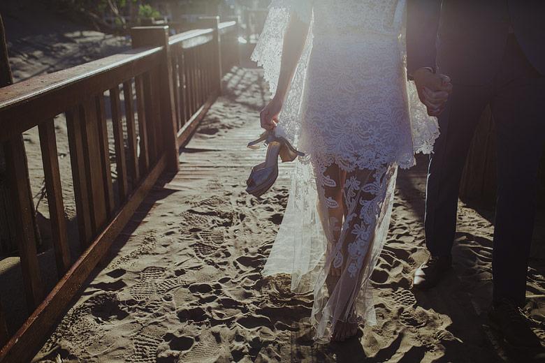 casamientos en la playa de san clemente